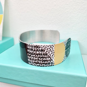 Freestyle Narrow Cuff Bracelet