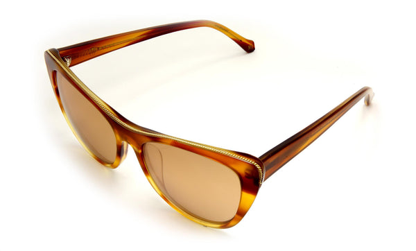 Almaz : Brown Safari / Gold Mirror