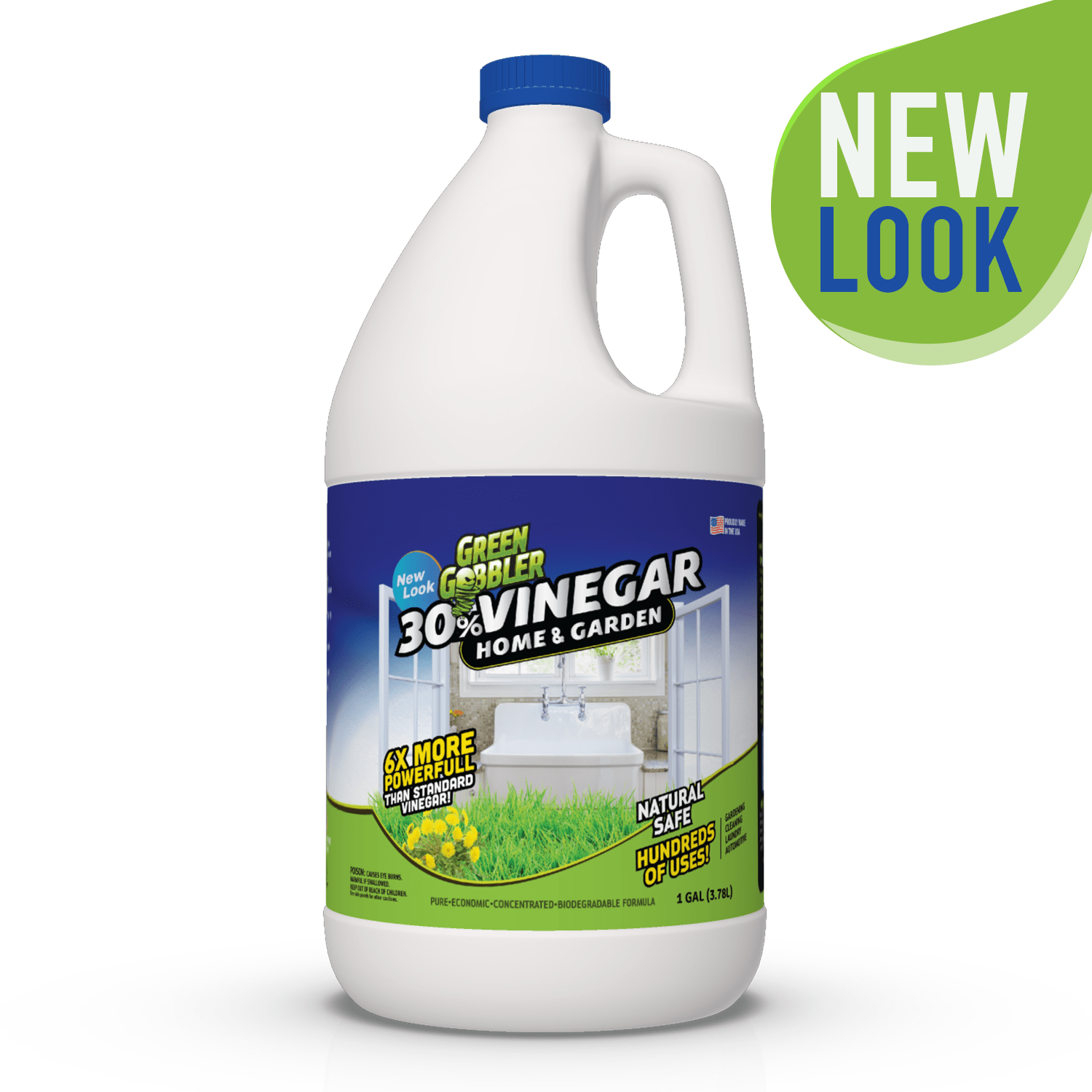 Green Gobbler 30% White Vinegar