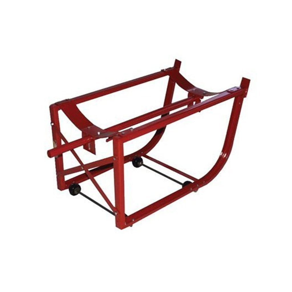 55-Gallon Drum Cradle with Wheels