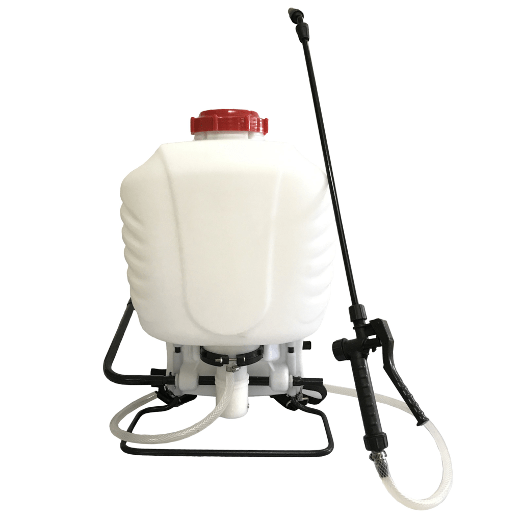 Pump Sprayer - 4 Gallon Backpack
