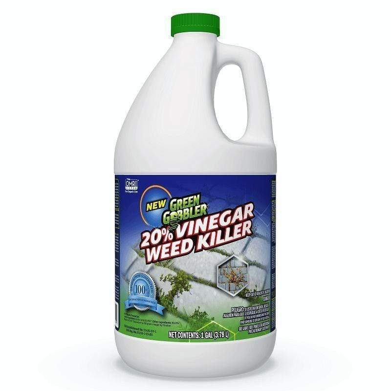 Green Gobbler Vinegar Weed Killer