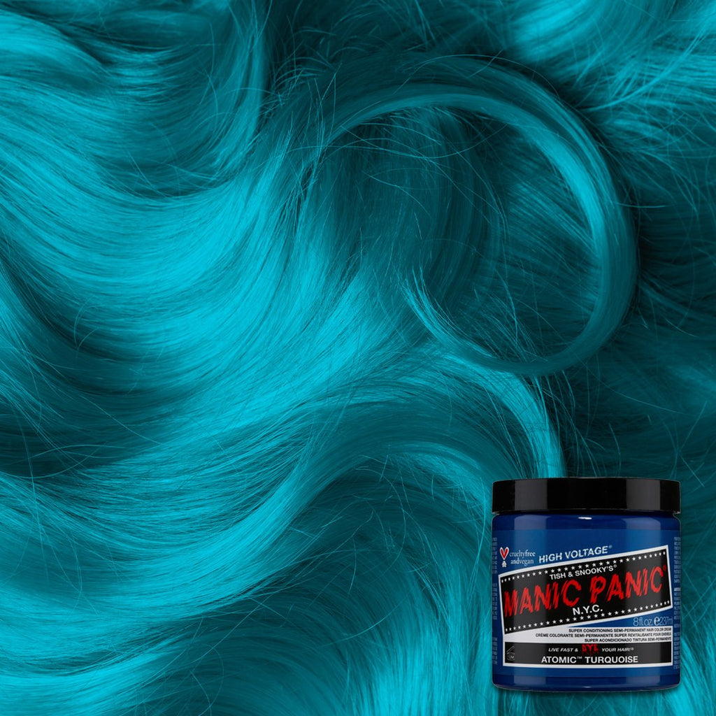 Atomic Turquoise™ - Classic High Voltage® - 8oz