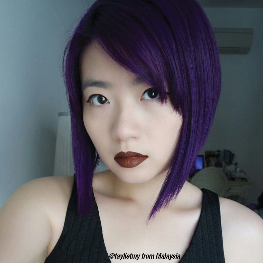 Classic Hair Color Deep Purple Dream™ - Classic High Voltage® - Tish & Snooky's Manic Panic