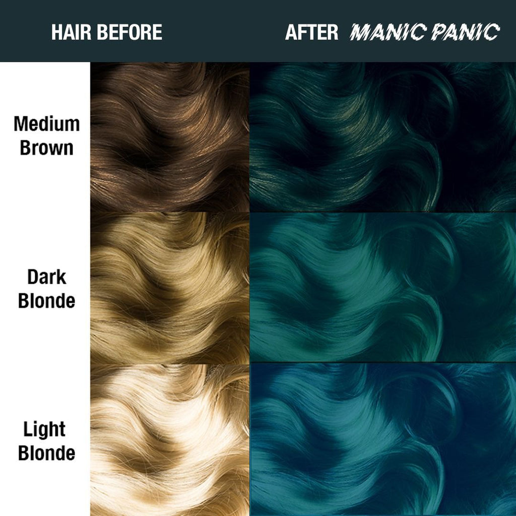 Classic Hair Color Enchanted Forest™ - Classic High Voltage® - Tish & Snooky's Manic Panic