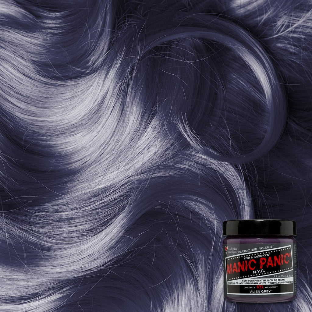 Alien Grey™ - Classic High Voltage®