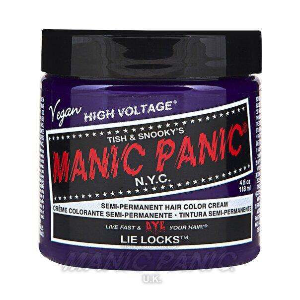 Lie Locks™ - EU Classic High Voltage®