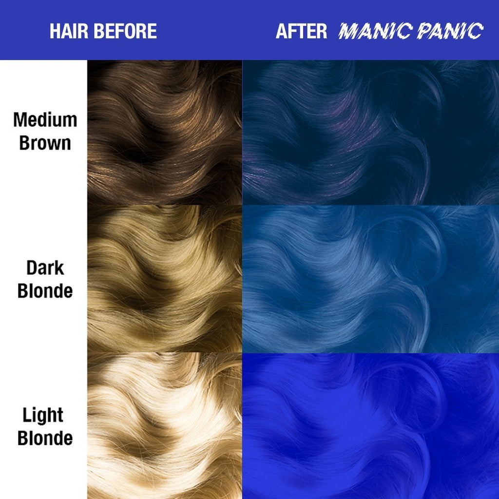 Amplified Hair Color Blue Moon™ - Amplified™ - Tish & Snooky's Manic Panic