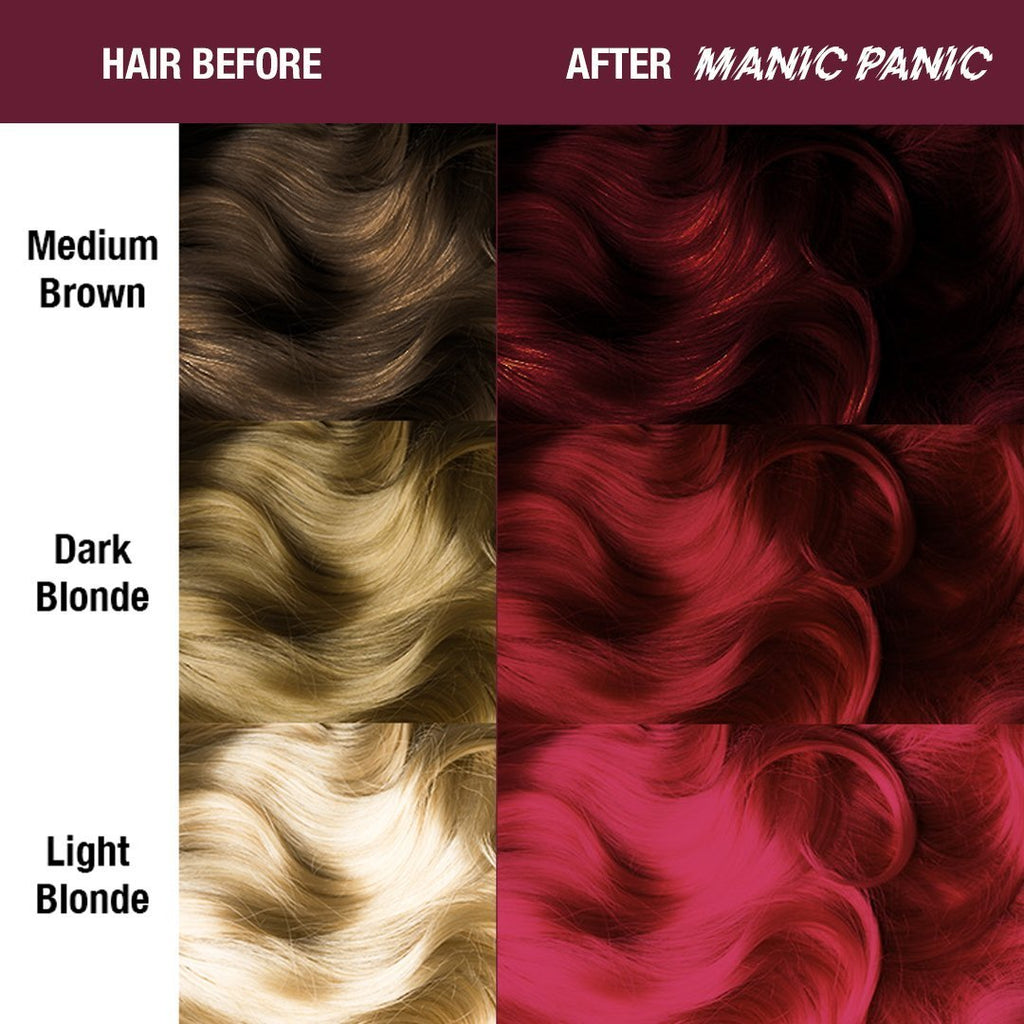 Amplified Hair Color Vampire® Red - Amplified™ - Tish & Snooky's Manic Panic
