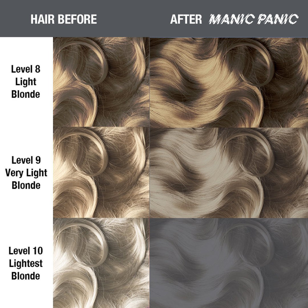 Classic Hair Color Alien Grey™ - Classic High Voltage® - Tish & Snooky's Manic Panic