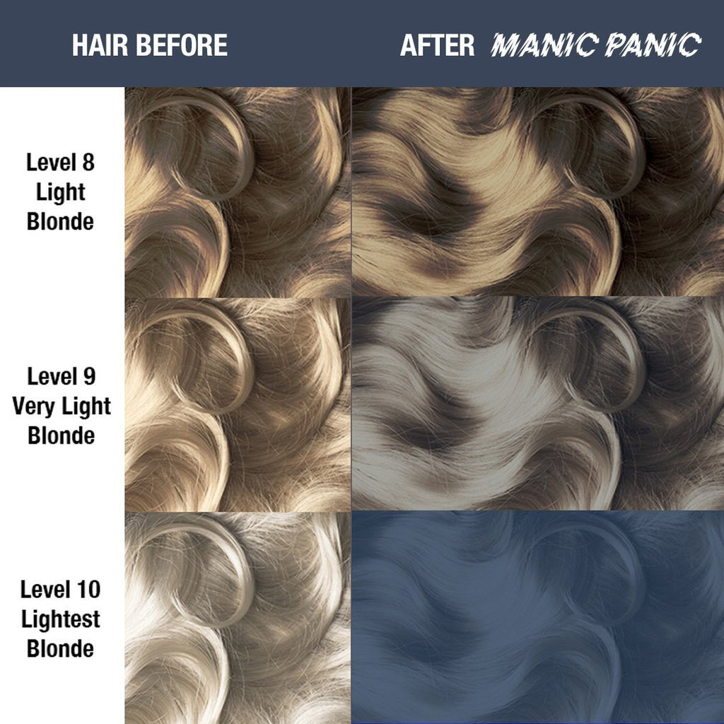 Classic Hair Color Dark Star™ - Classic High Voltage® - Tish & Snooky's Manic Panic