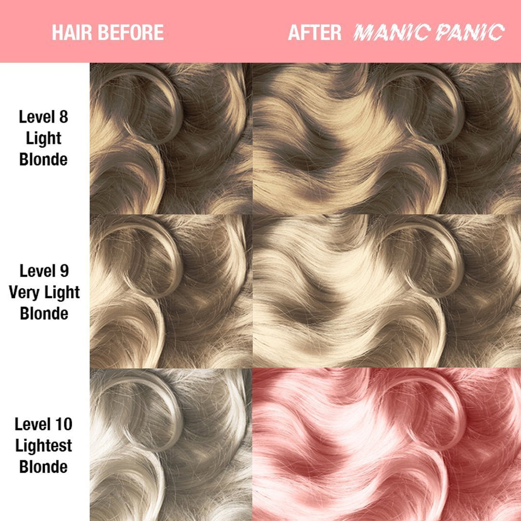 Classic Hair Color Dreamsicle™ Creamtone® Perfect Pastel - Tish & Snooky's Manic Panic