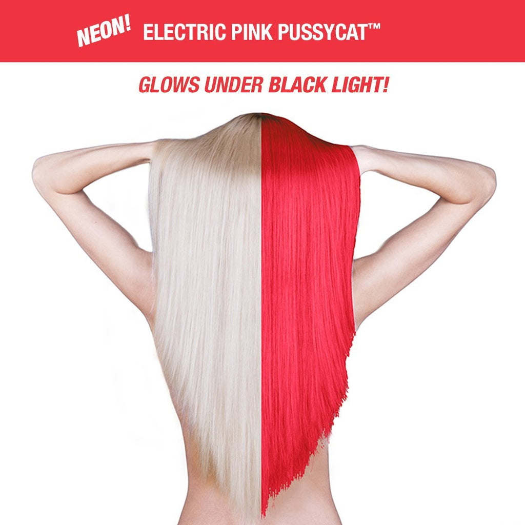 Classic Hair Color Electric Pink Pussycat™ - Classic High Voltage® - Tish & Snooky's Manic Panic