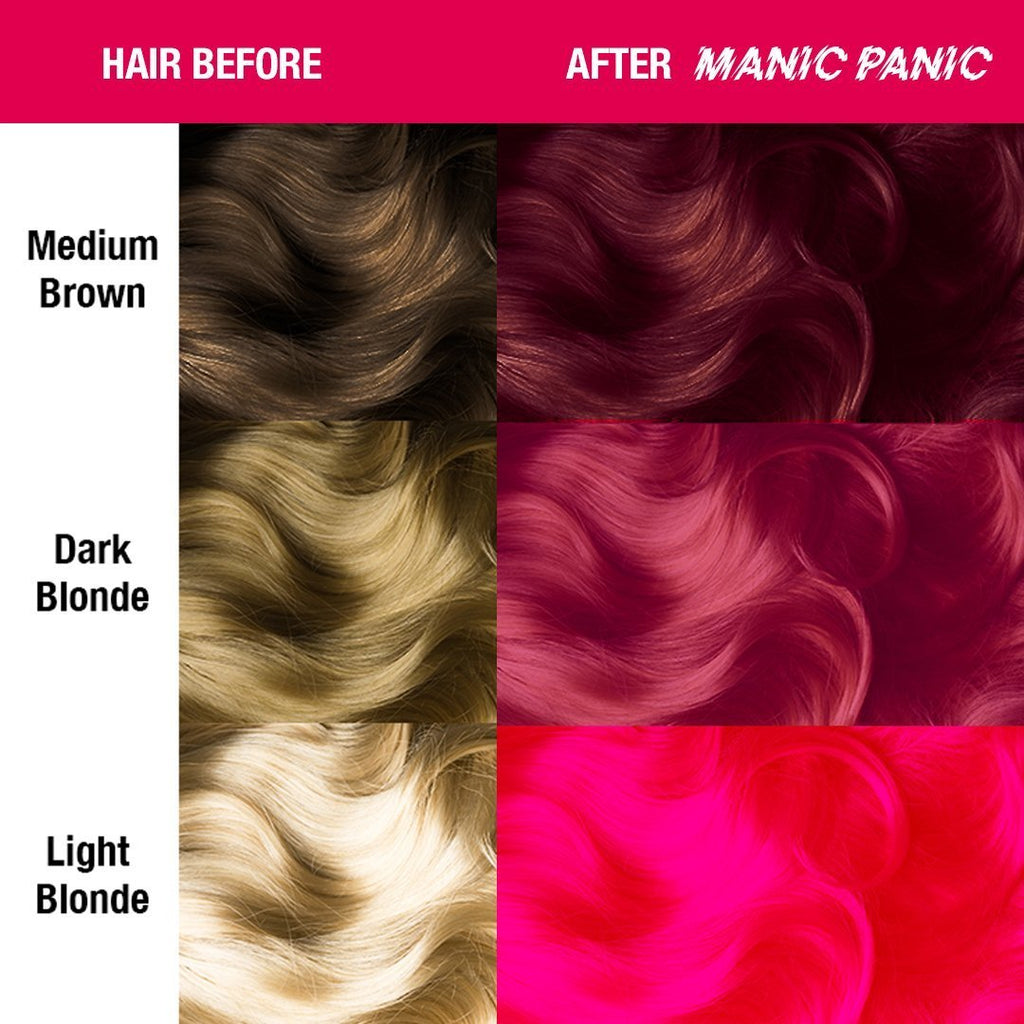 Classic Hair Color Electric Watermelon™ - Classic High Voltage® - Tish & Snooky's Manic Panic
