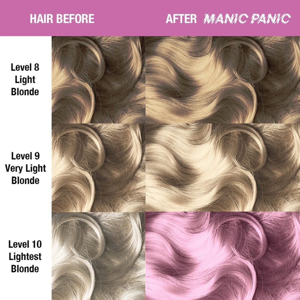 Classic Hair Color Fleurs Du Mal® Creamtone® Perfect Pastel - Tish & Snooky's Manic Panic