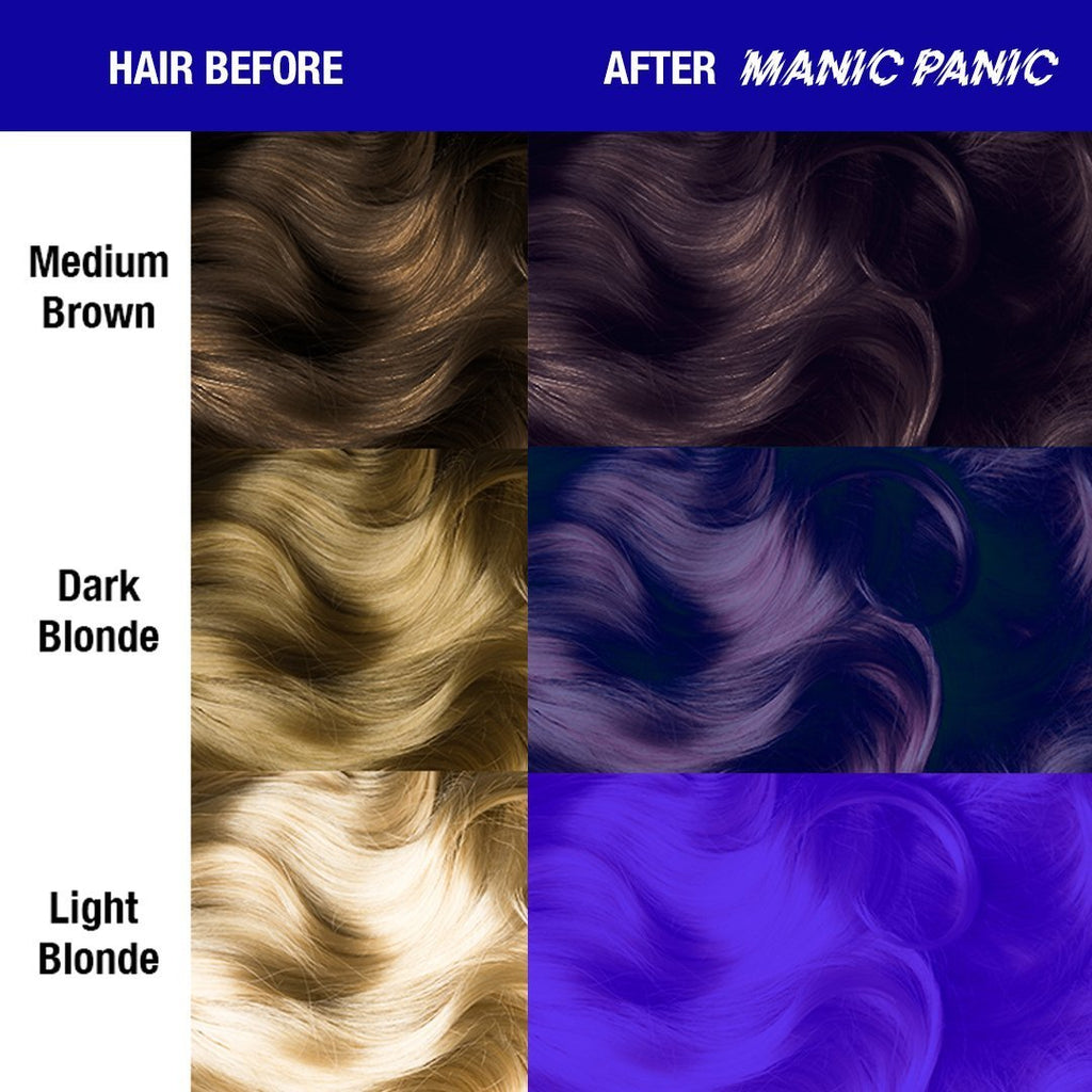 Classic Hair Color Lie Locks™ - Classic High Voltage® - Tish & Snooky's Manic Panic