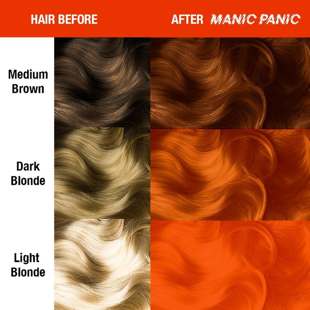 Classic Hair Color Psychedelic Sunset™ - Classic High Voltage® - Tish & Snooky's Manic Panic