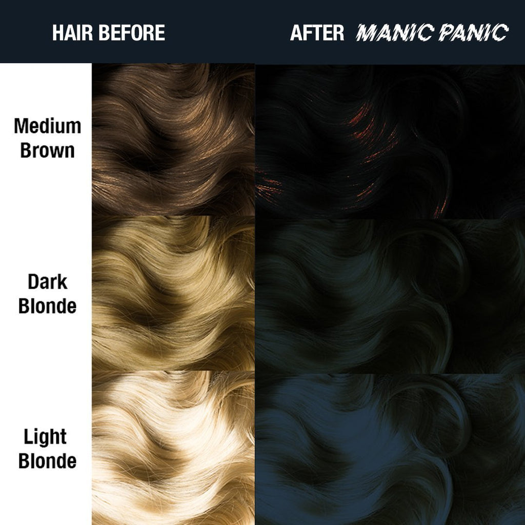 Classic Hair Color Raven™ - Classic High Voltage® - Tish & Snooky's Manic Panic