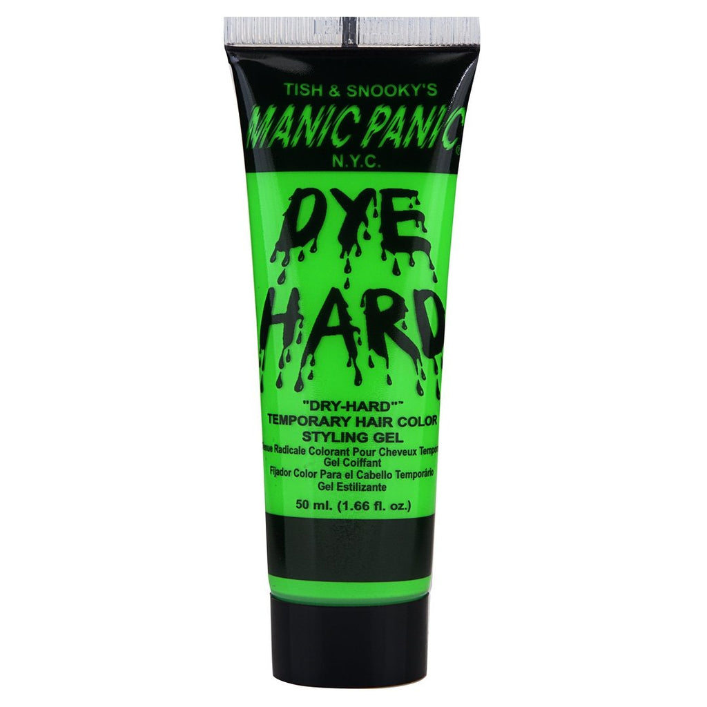 Hair Color Gel Electric Lizard® DYE HARD® - Tish & Snooky's Manic Panic