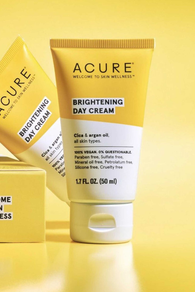 Acure - Brightening Day Cream - 50ml
