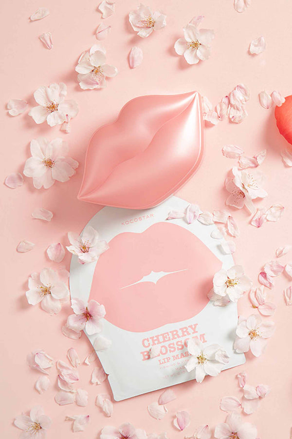 Kocostar - Cherry Blossom Lip Masks (Unscented) - 1pc / Pot of 20