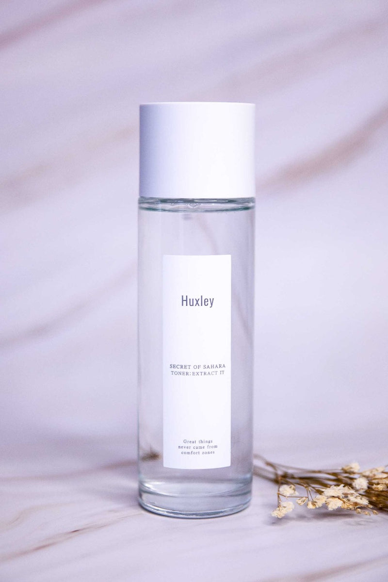 Huxley - Secret of Sahara Toner Extract It - 120 ml