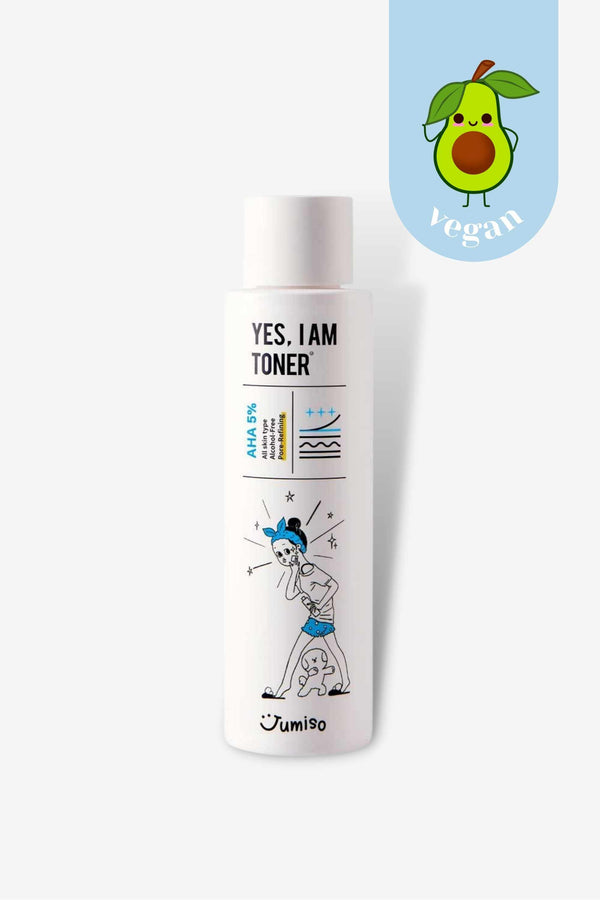 Jumiso - Yes I Am Toner AHA 5% - 150ml