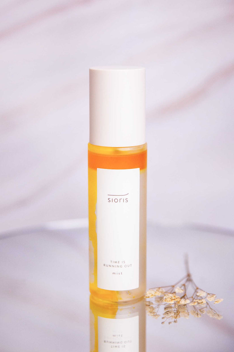 Sioris - Time Is Running Out Mist - 100ml