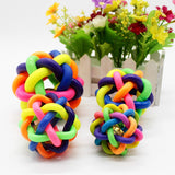 Colorful Rubber Pet Toys