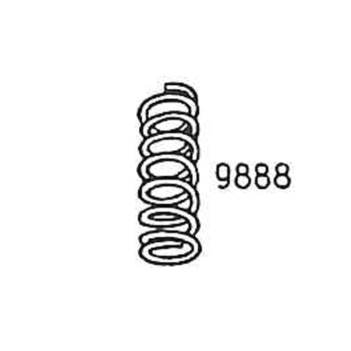 9888 - Fjeder for 9884-2
