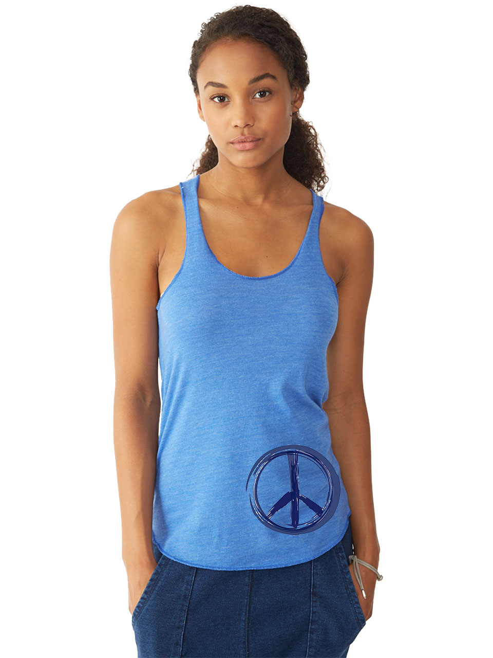 INSPIRE PEACE - EcoJersey Tank