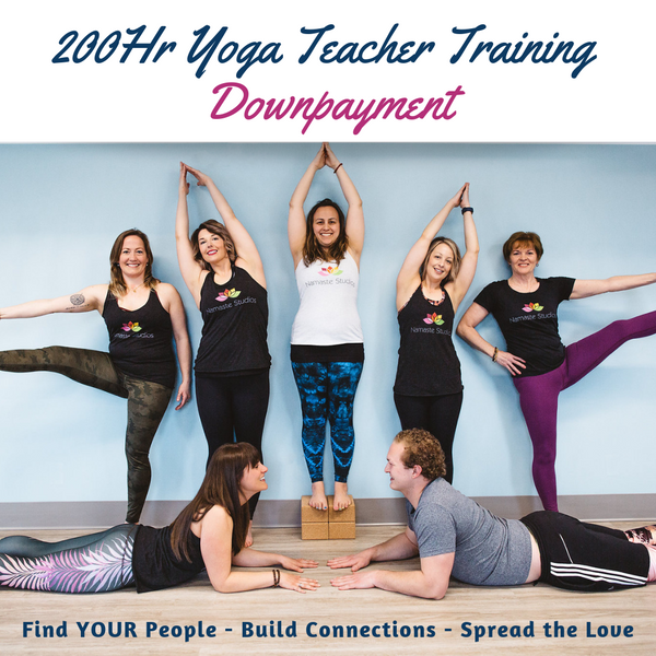 200Hr Yoga Teacher Training - Downpayment