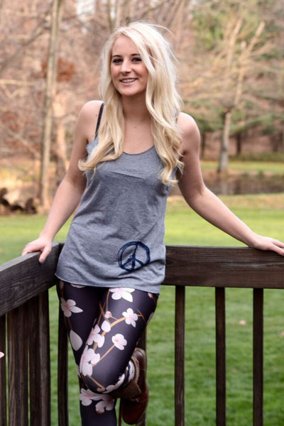 INSPIRE PEACE -  Triblend Tank