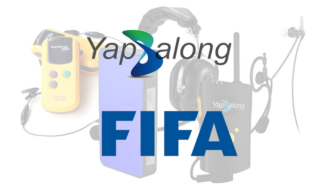 FIFA Lists Yapalong As A Communication Systems Provider