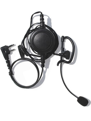 Headset - Boom MIC II (Push-To-Talk)
