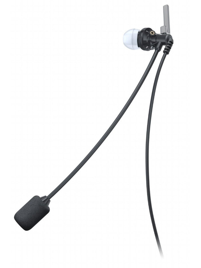 Headset - Boom MIC III (Push-To-Talk)