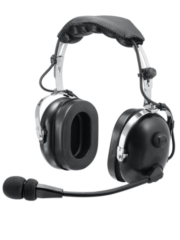 Headset - Dual Muff Noise Canceling