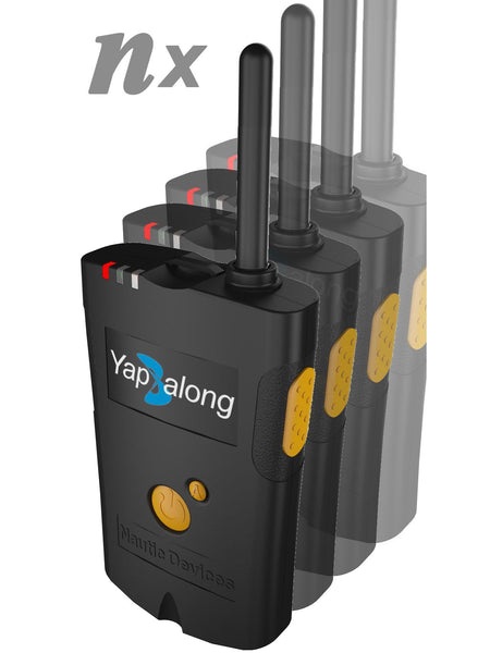 Yapalong4000 Radios (Select Different Group Size)
