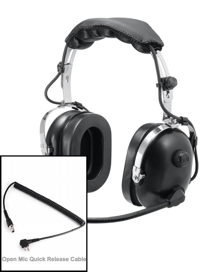 Headset - Heavy Duty (Dual Muff)