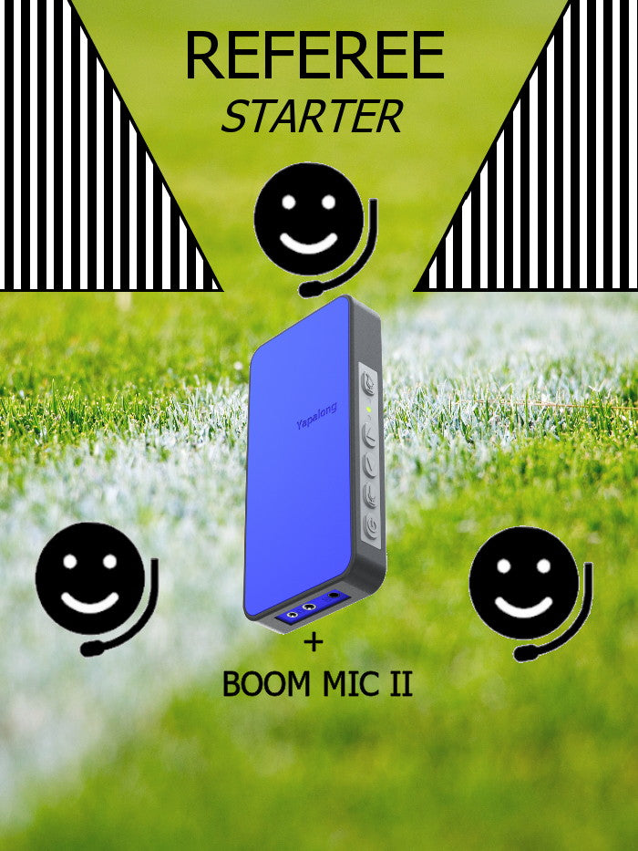 Set - Referee Starter x3