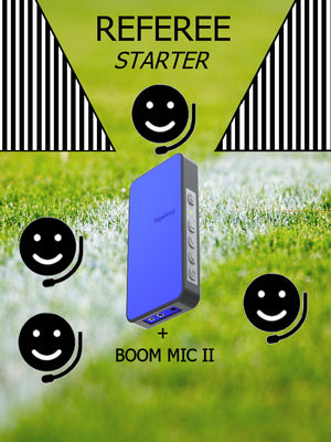 Set - Referee Starter x4