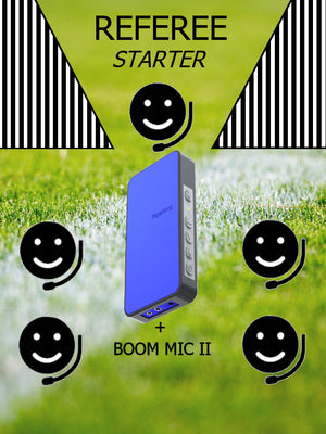Set - Referee Starter x5