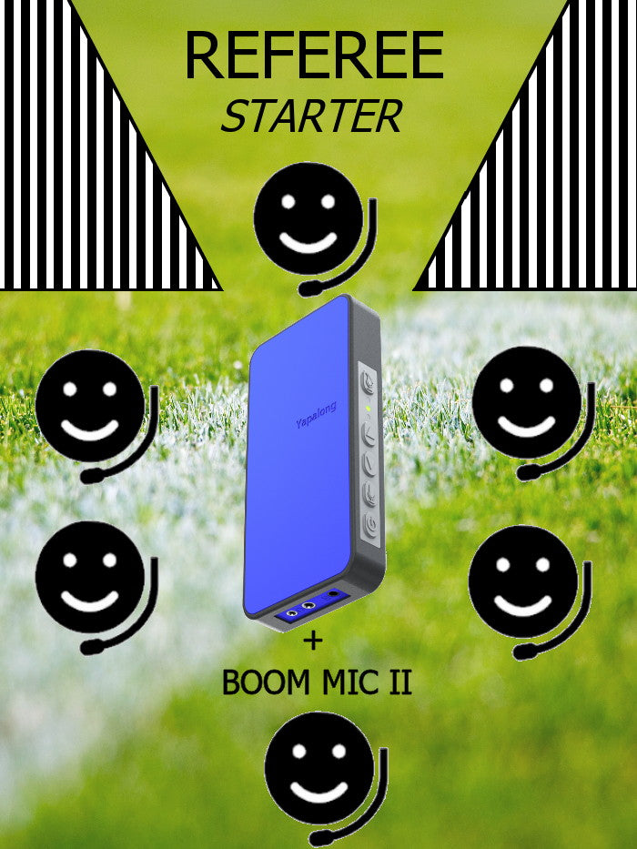 Set - Referee Starter x6