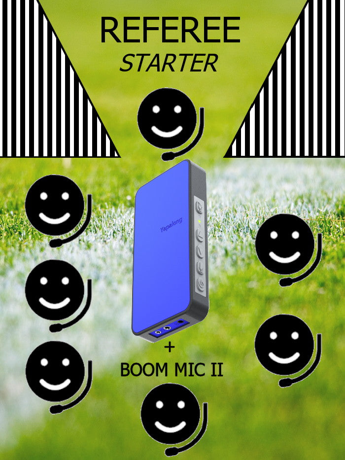 Set - Referee Starter x7