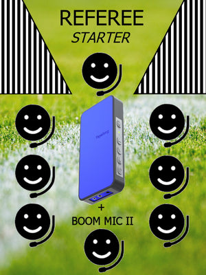 Set - Referee Starter x8