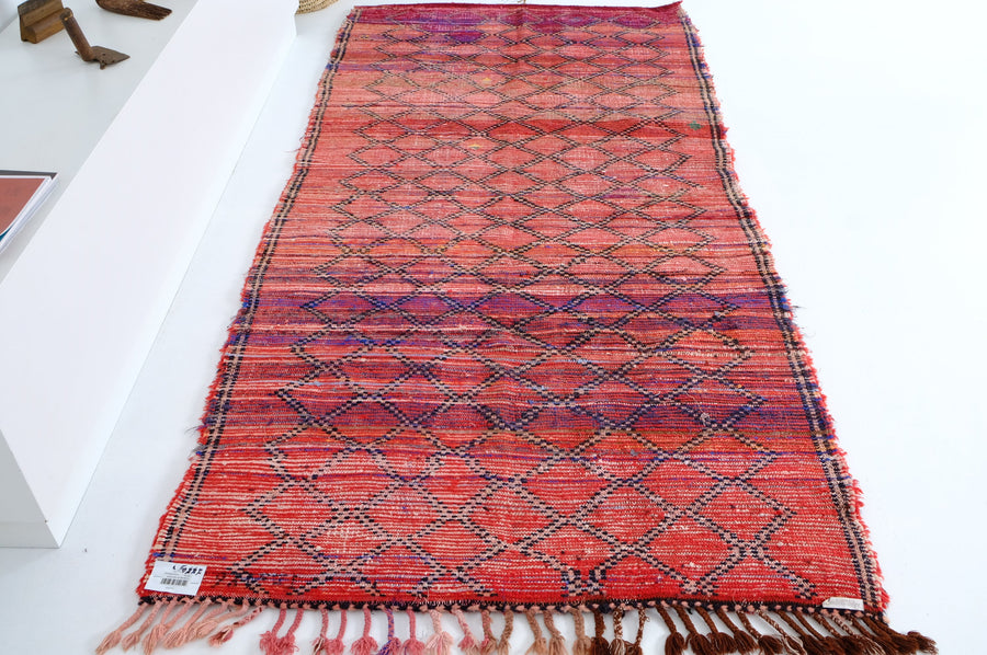 Azilal rug 8.30 ft x 4.06 ft - [All moroccan rugs]