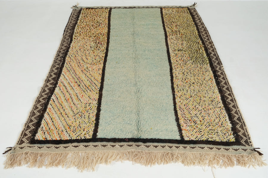 Taznakht rug  8.39   ft x 5.24 ft - [All moroccan rugs]