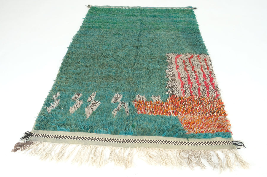 Taznakht rug 8.00 ft x 4.79 ft - [All moroccan rugs]