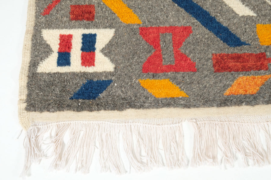 Taznakht rug  8.62 ft. x 4.98 ft - [All moroccan rugs]