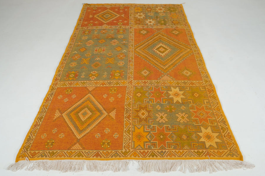 Taznakht rug   8.36 FT X 4.85 FT - [All moroccan rugs]